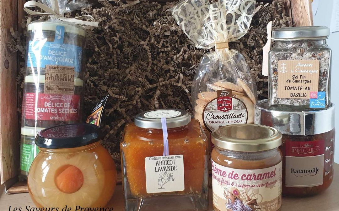 Panier Gourmand Provence